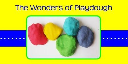 Fun Playdough Activities To Help Your Child With His/Her Fine Motor Skills